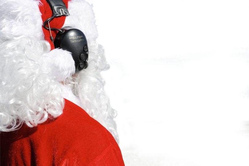 Ecco come potrebbe essere Babbo Natale: più tecno o .