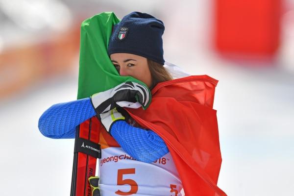 Oro italiano alle Olimpiadi invernali: chi è Sofia Goggia