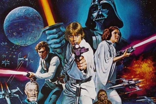 Star Wars: tutti i film della saga!