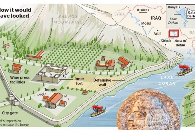 Scoperta in Iraq la città perduta di Alessandro Magno