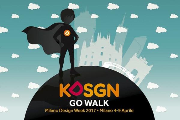 KDSGN Go Walk: scopri il design, passeggiando per Milano