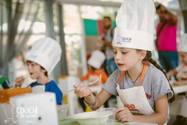 Cuochi per un giorno | A Modena il Festival nazionale di cucina under 12!