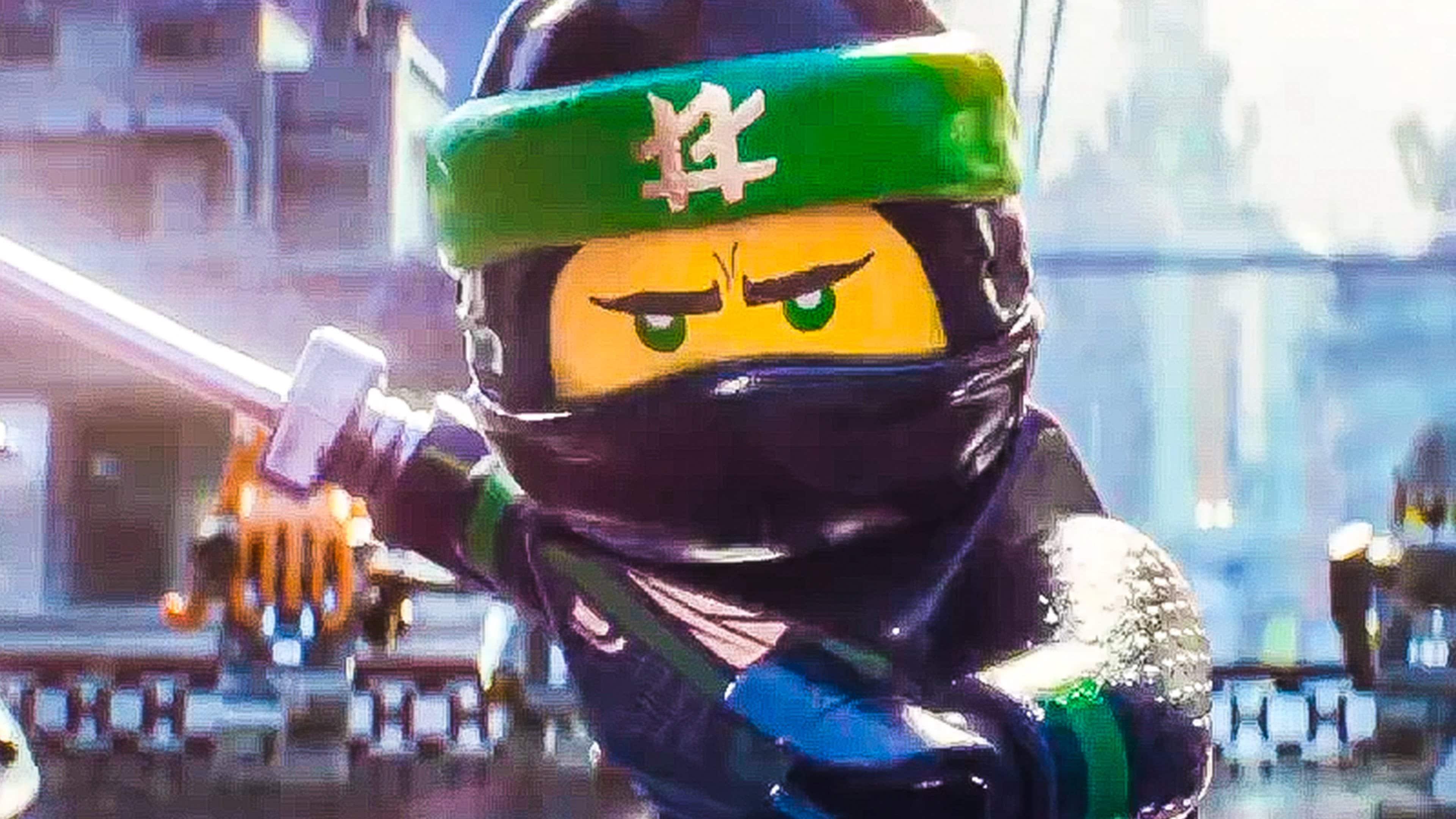 I lego Ninjago diventano un film