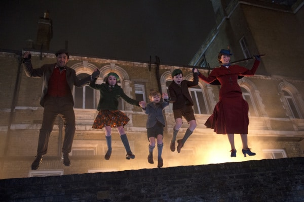 Mary Poppins torna al cinema!