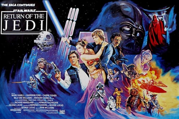 Dietro le quinte di Star Wars, gli ultimi jedi