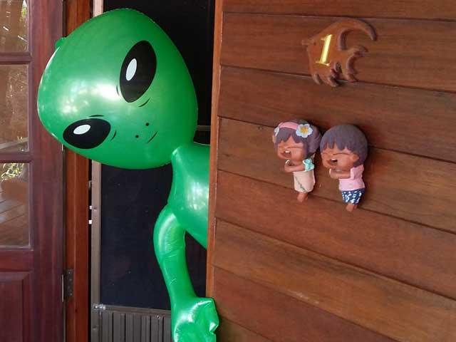 Sondaggio | Credi all'esistenza degli alieni?