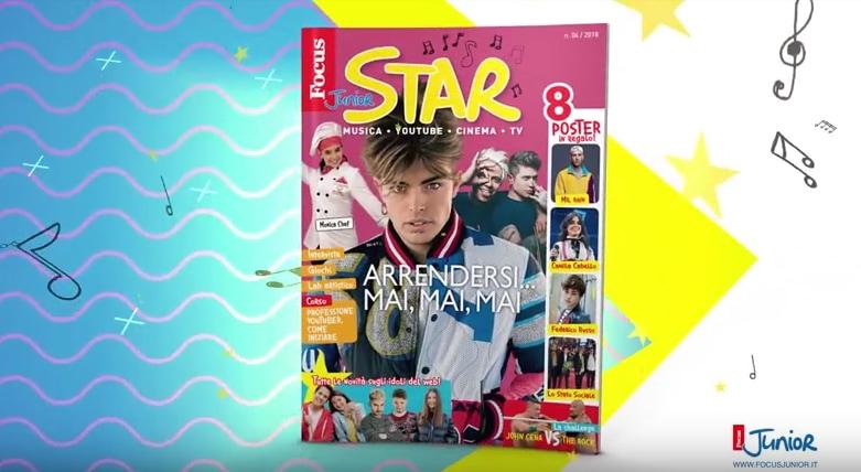 Il nuovo Focus Junior Star è in edicola! (VIDEO)