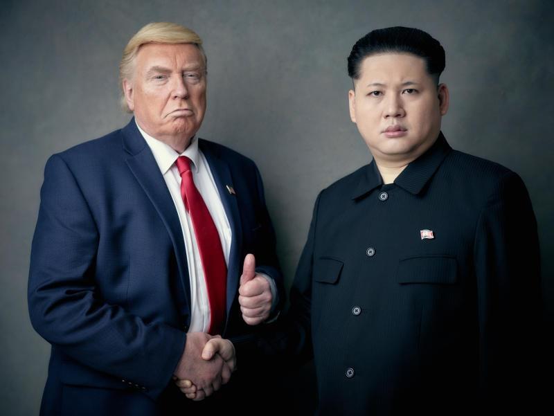 Dal dittatore della Corea del Nord a Beckham: 10 sosia di persone famose