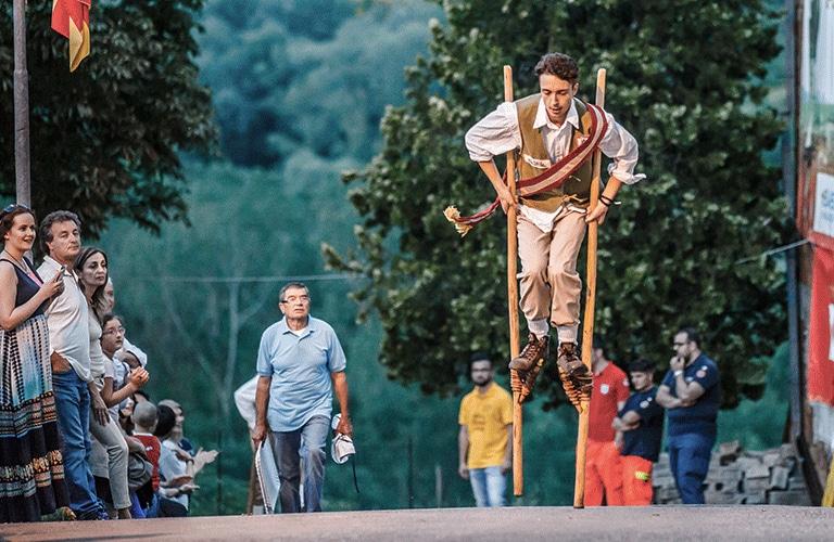 Tocatì, il Festival Internazionale dei Giochi in Strada si svolgerà a Verona dal 14 al 17 settembre 2017