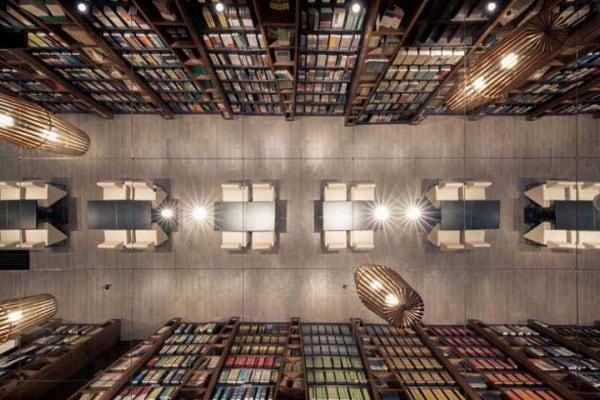 Libreria Zhongshuge | Gallery