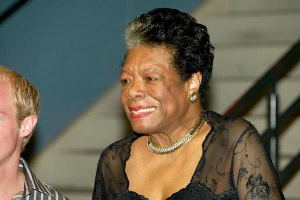 Maya Angelou, la poetessa afroamericana diventa un doodle!