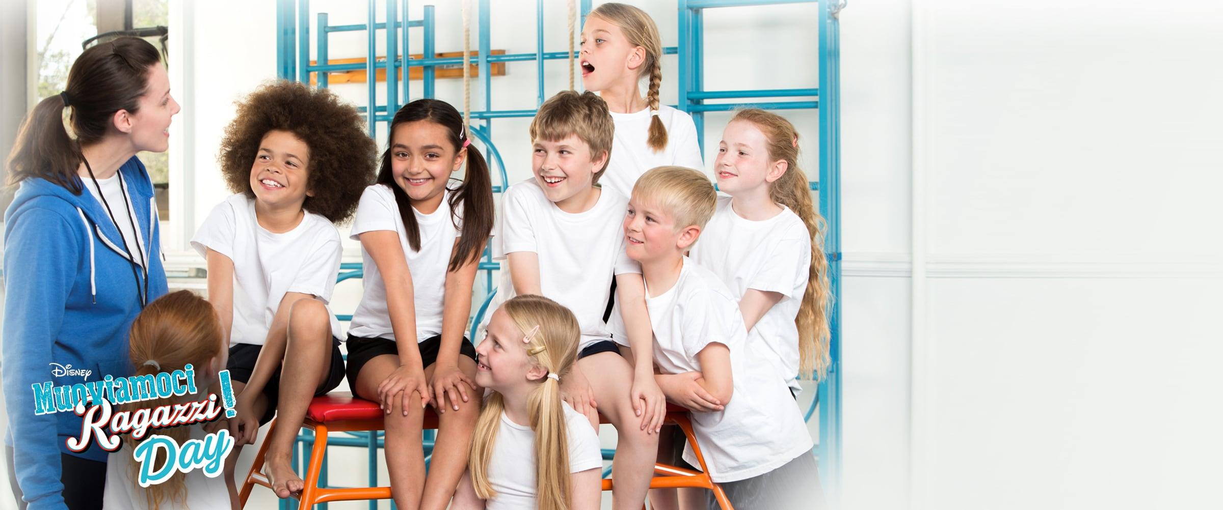 Muoviamoci ragazzi: fare sport e mangiare bene per essere felici anche a scuola