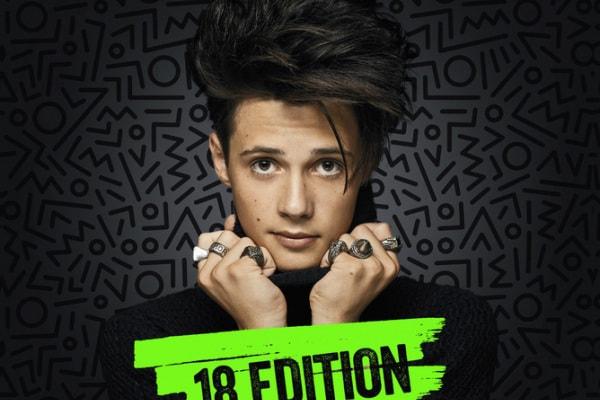 Thomas compie 18 anni e si regala un nuovo album!