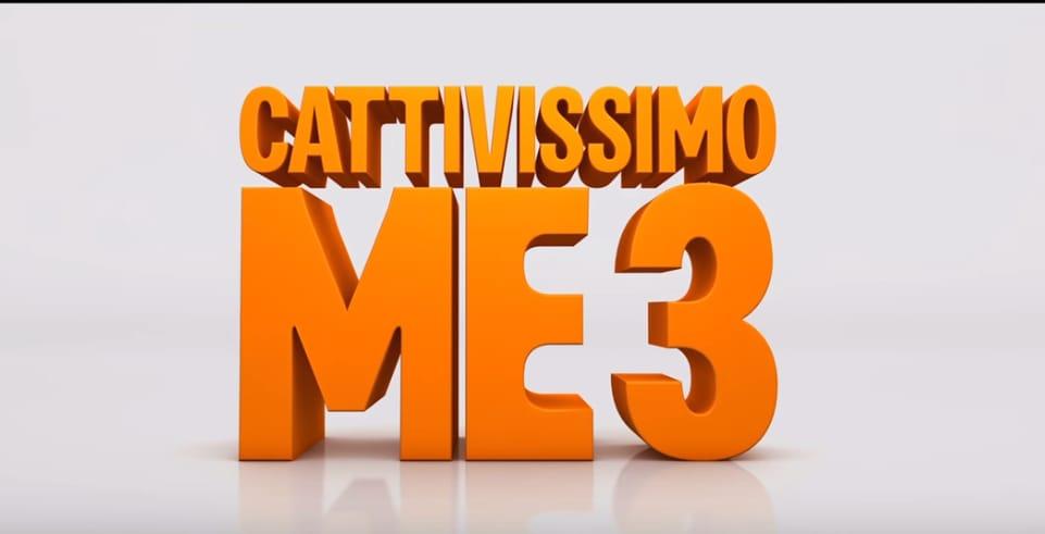 """Il nuovo trailer di """"Cattivissimo me 3"""""""