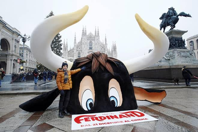 Ferdinand, il toro che ama i fiori: la corrida è da abolire?