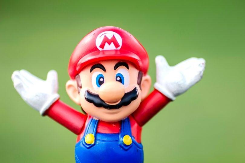 Junior reporter, qualche domanda a Mario e Sonic