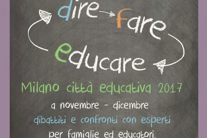 Dire fare educare: non perdetevi i lab di Focus Junior