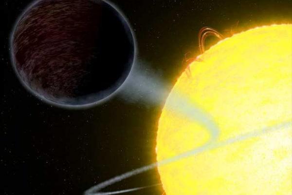 Il telescopio Hubble ha scoperto Wasp-12b, il pianeta più scuro che c'è!