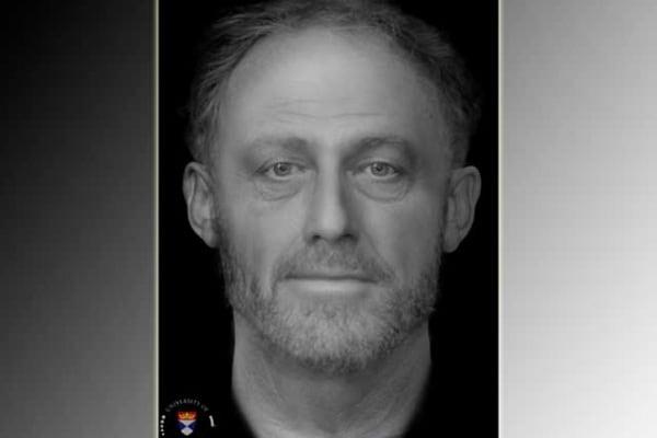Ricostruito il volto di un uomo vissuto nel Medievo a Cambridge. Il suo nome è 'Context 958'