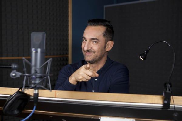 Intervista a Nicola Savino, il doppiatore di Peter Rabbit!