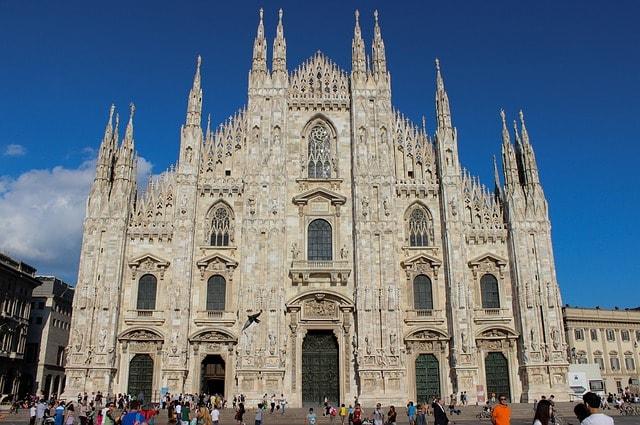 Geografia d'Italia: la Lombardia