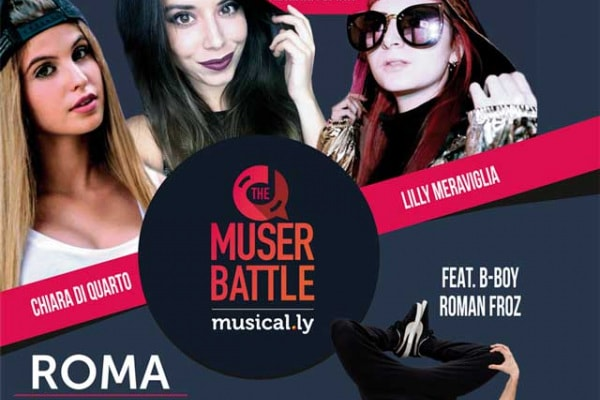 The Muser Battle | La musical.ly mania sbarca in Italia
