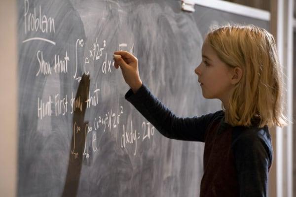 """Esce al cinema Gifted-Il dono del talento, la storia di un """"genietto"""" della matematica"""
