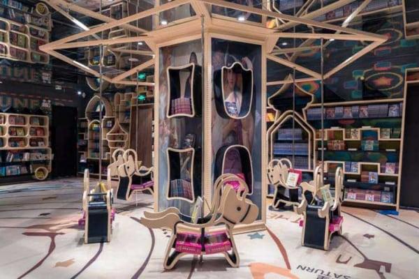 La libreria più affascinante è in Cina e si chiama Zhongshuge