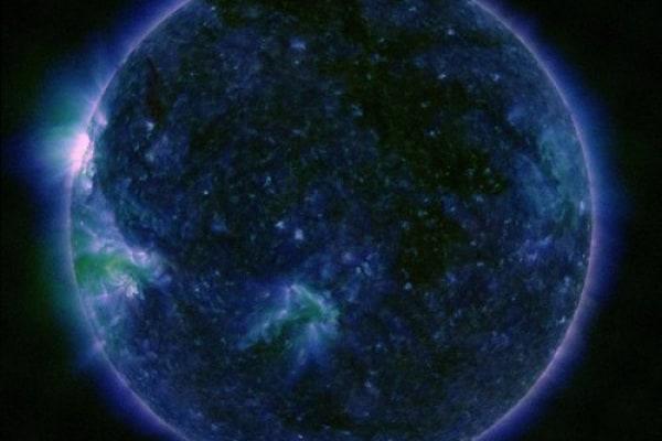 Il Solar Dynamics Observatory ha fotografato delle spettacolari immagini del Sole!