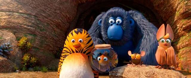 """Gli eroi di """"Vita da giungla, alla riscossa"""" arrivano al cinema!"""