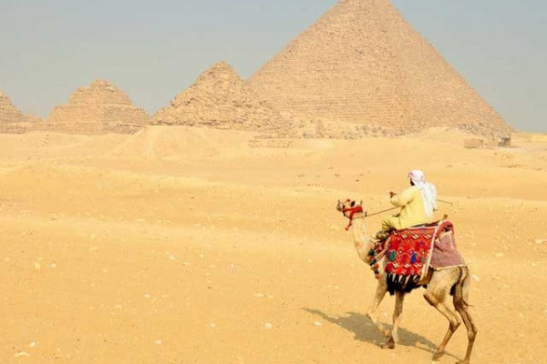 Al mondo esistono delle piramidi nascoste?