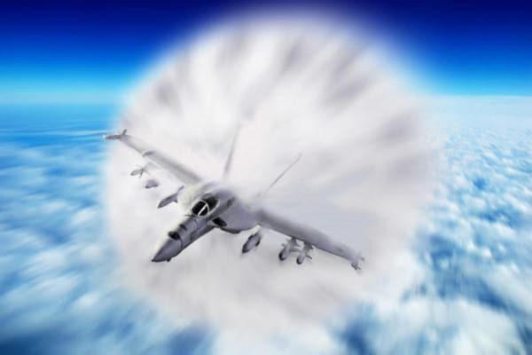 Che cos'è il boom sonico?