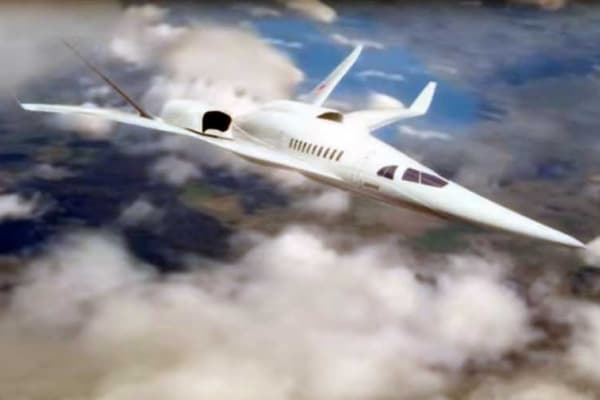 Da Londra a New York in 3 ore con il Quiet Supersonic Transport!