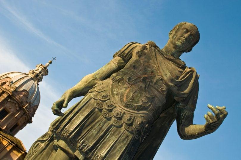 Junior reporter, il diario segreto di Giulio Cesare