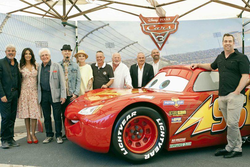 Cars 3: Saetta McQueen torna al cinema