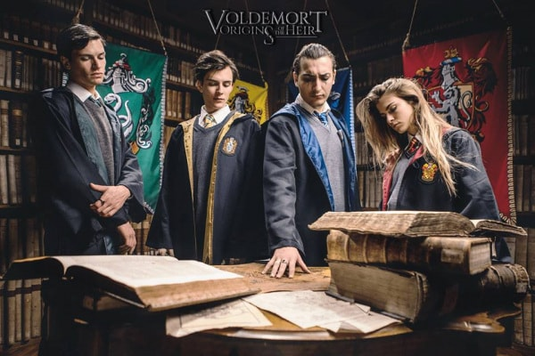Voldemort: Origins of the Heir, il prequel (non ufficiale) di Harry Potter