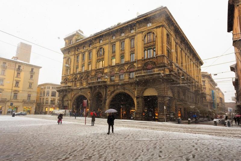 12 suggestive immagini di luoghi innevati in Italia / Image 8