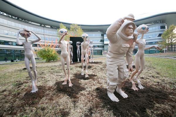 A Torino i migranti…sono Alieni!