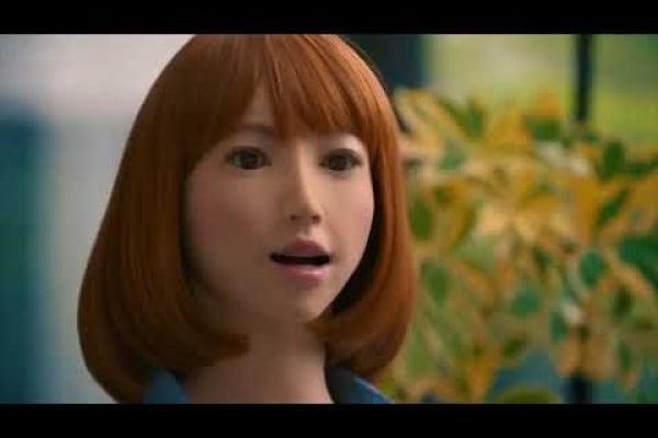 Erica, il robot giapponese che presenterà il Tg in tv
