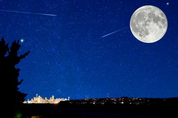 Ottobre, il mese delle stelle cadenti!