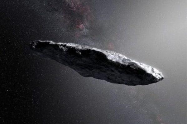 Oumuamua è il primo asteroide interstellare a visitare il nostro Sistema Solare!