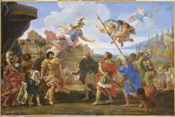 Lo scontro tra Achille e Agamennone: ecco come è andata
