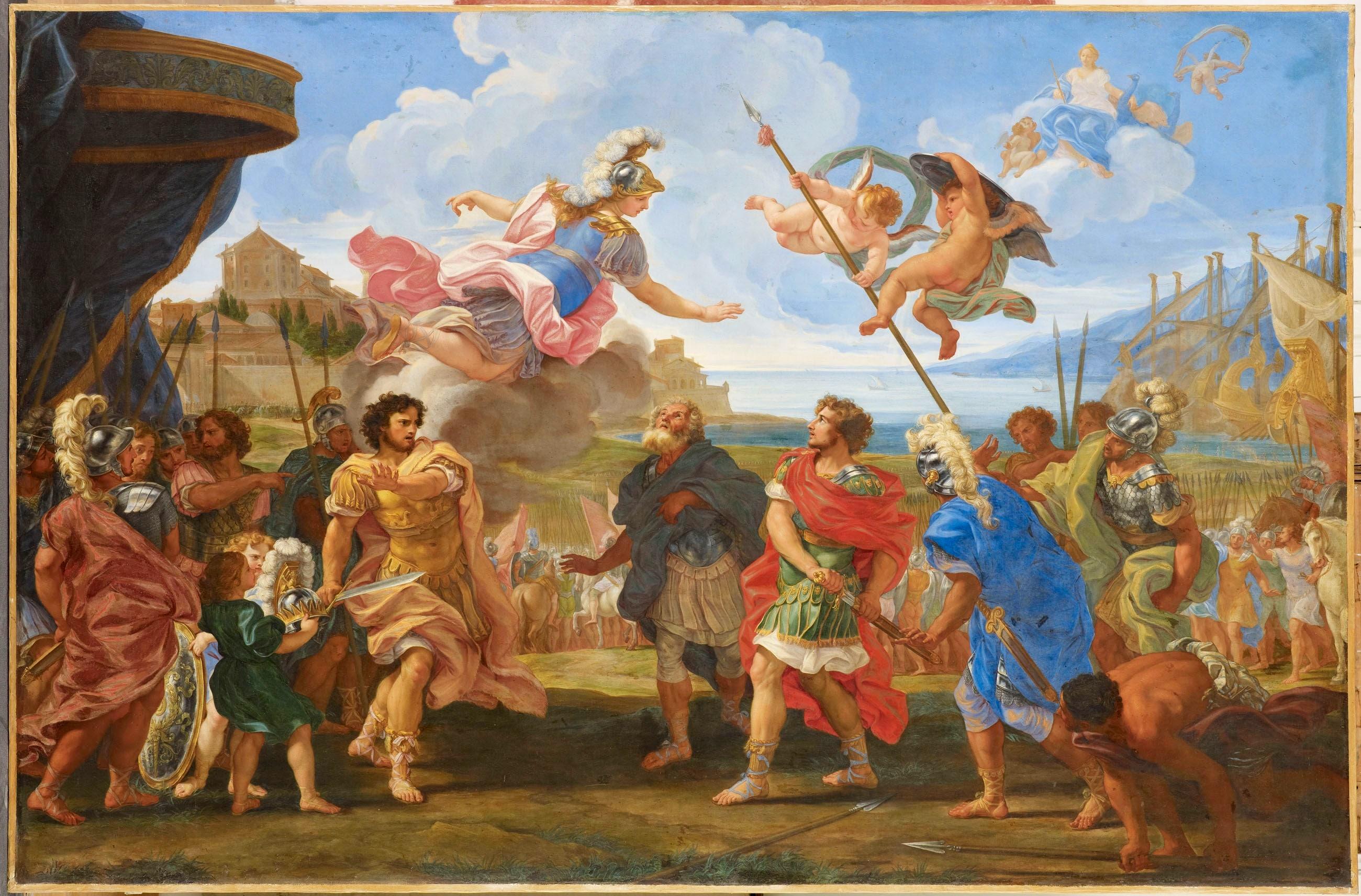 Citta Natale Di Achille.Lo Scontro Tra Achille E Agamennone Ecco Come E Andata