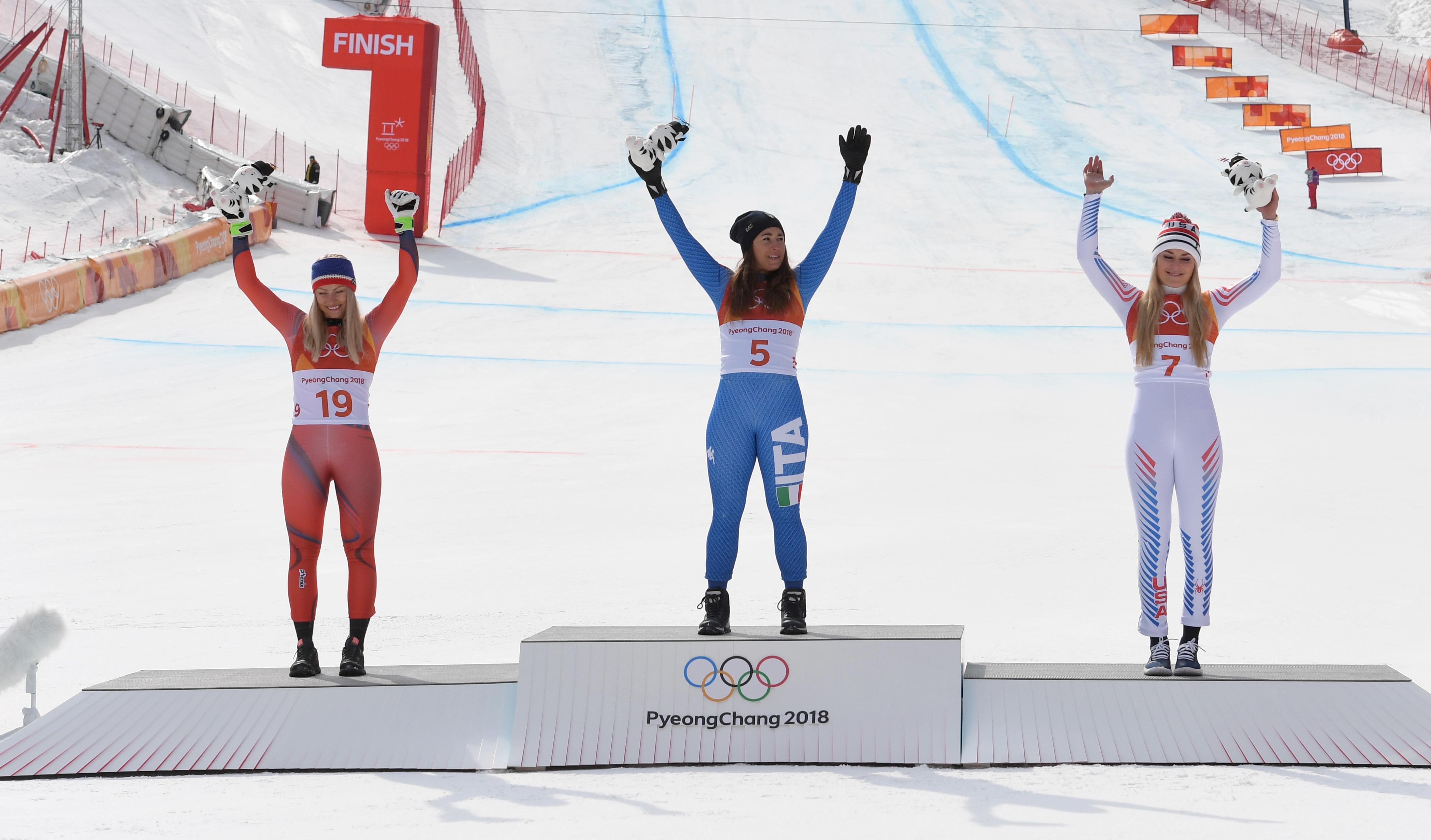 Le foto più belle della sciatrice Sofia Goggia, oro alle Olimpiadi / Image 13