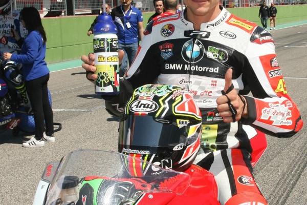 Il pilota Fabio Massei ci racconta la sua vita su una moto