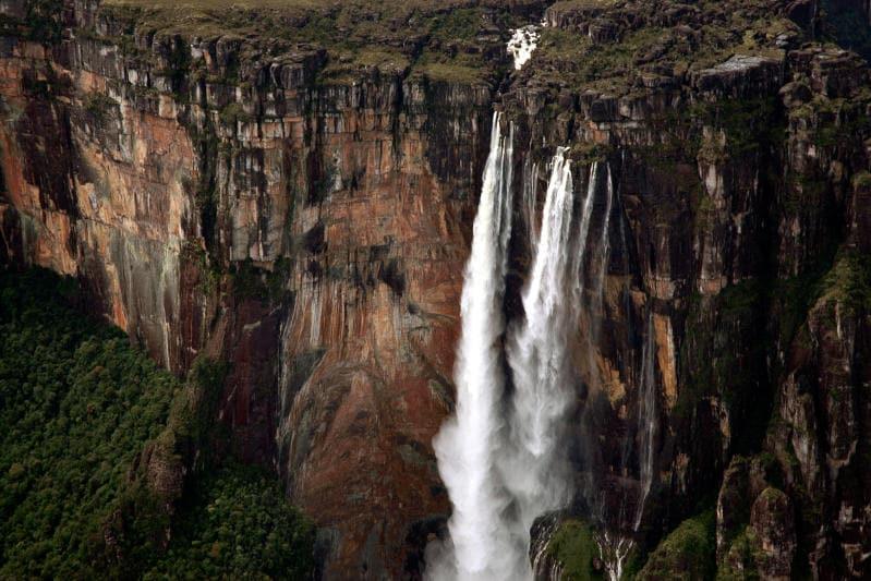 Record: le 10 cascate più alte del mondo
