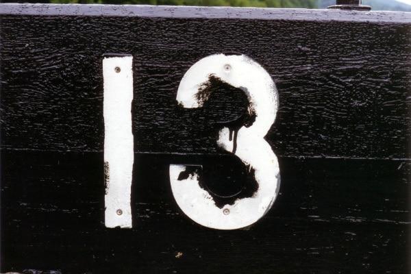 I numeri sfortunati nel mondo: quali sono?
