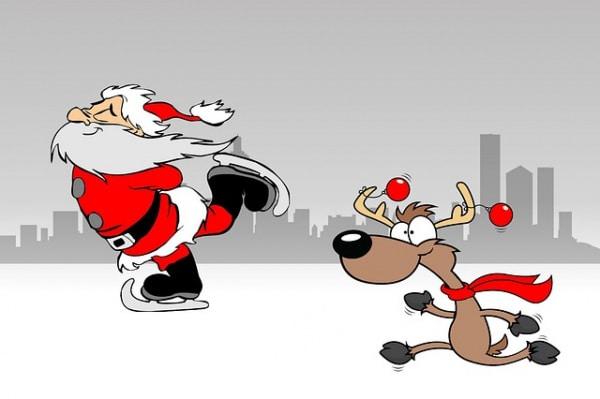 Nomi Renne Babbo Natale.Le Renne Di Babbo Natale Sono Maschi O Femmine Focus Junior