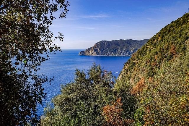 Geografia d'Italia | La Liguria