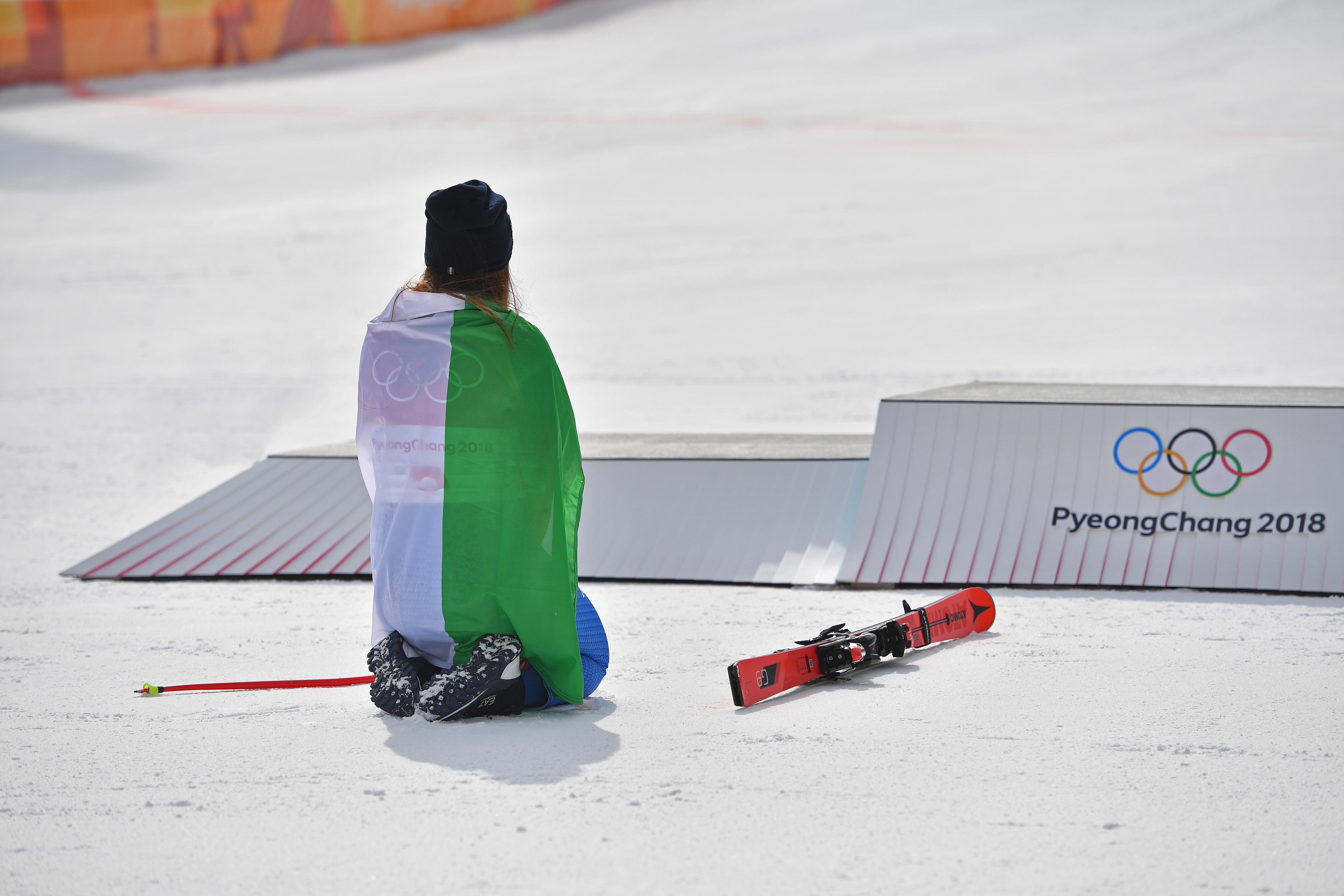 Le foto più belle della sciatrice Sofia Goggia, oro alle Olimpiadi / Image 14